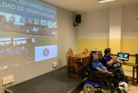 Power Chair Cristo Rey